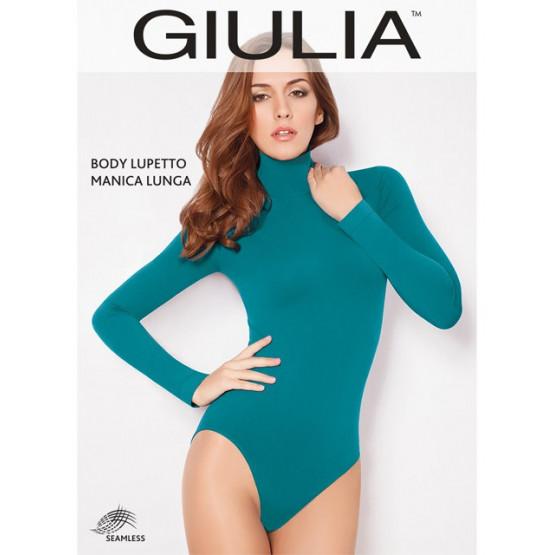 Боди GIULIA Body Lupetto Manica Lunga