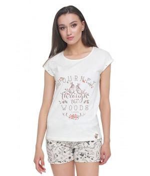 Пижама женская Клевер CLE LP16-540/2