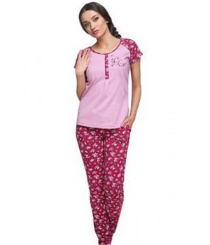 Пижама женская Клевер CLE LP16-540/3