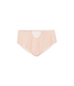 "PANTS BRIEFS LE JOURNAL INTIME ""MONROE"" HIGH-WAISTED BRIEFS (NUDE)"